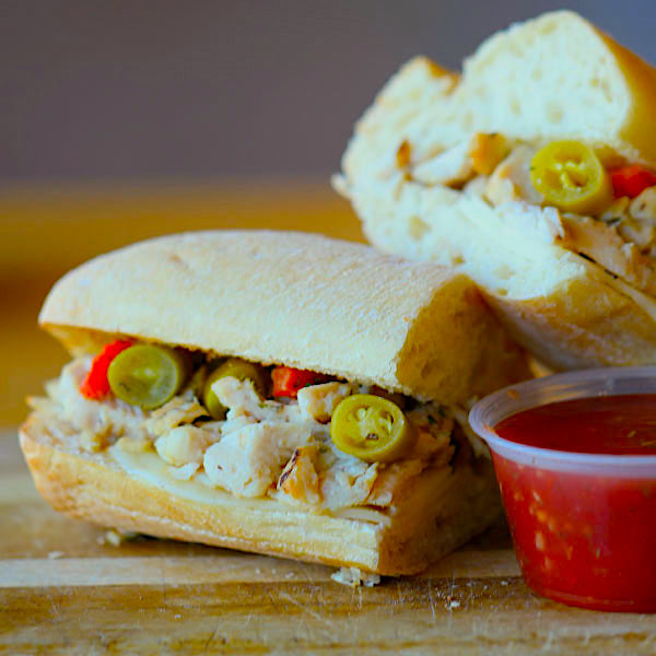 #12 Chicken Giardinera