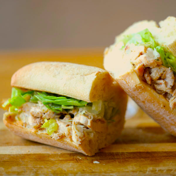 #17 Chipotle Chicken Sandwich