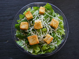 Pick 2 Menu Asiago Caesar Salad