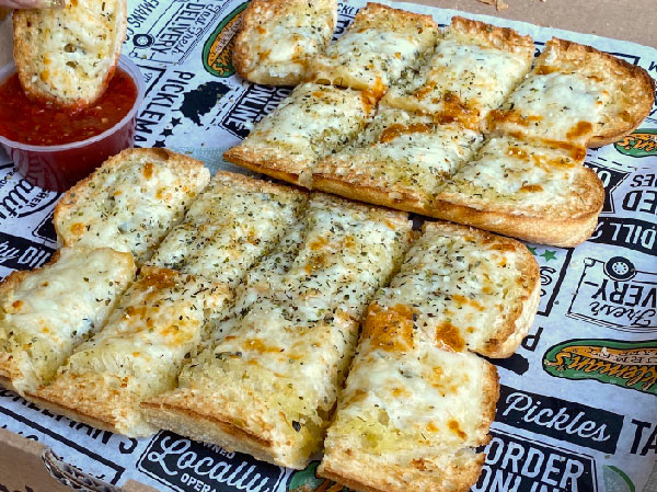 Garlic Cheese Bread Large