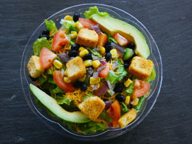 Pickleman's Southwest Salad